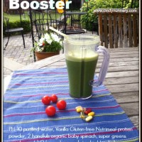 Morning Booster Smoothie