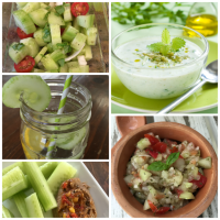 5 Delicious Ways to Enjoy Cucumbers