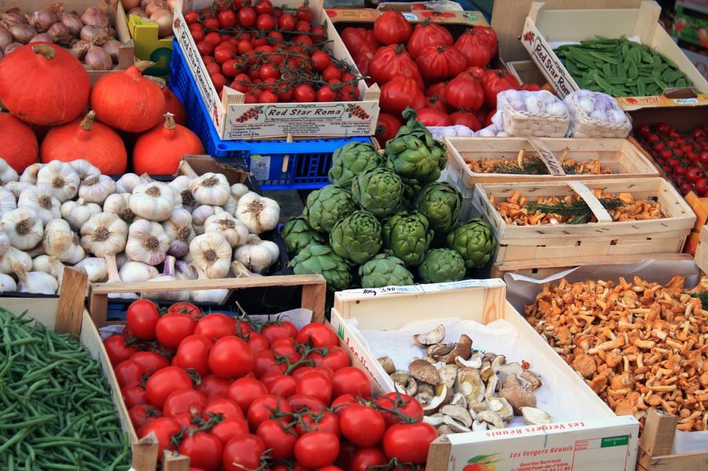 shop farmers markets
