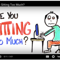 Is sitting at your desk making you fat? YES IT IS! And it may be killing you too.
