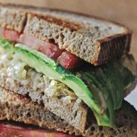 Avocado Reuben Sandwich