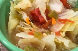 The Best Cabbage Soup Recipe Ever