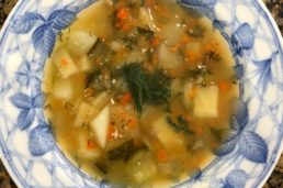 Healthy Dill Pickle Soup Recipe